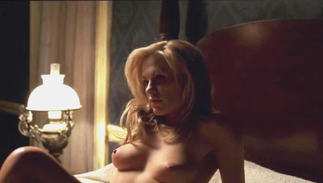 Banned Photos of Anna Paquin Topless