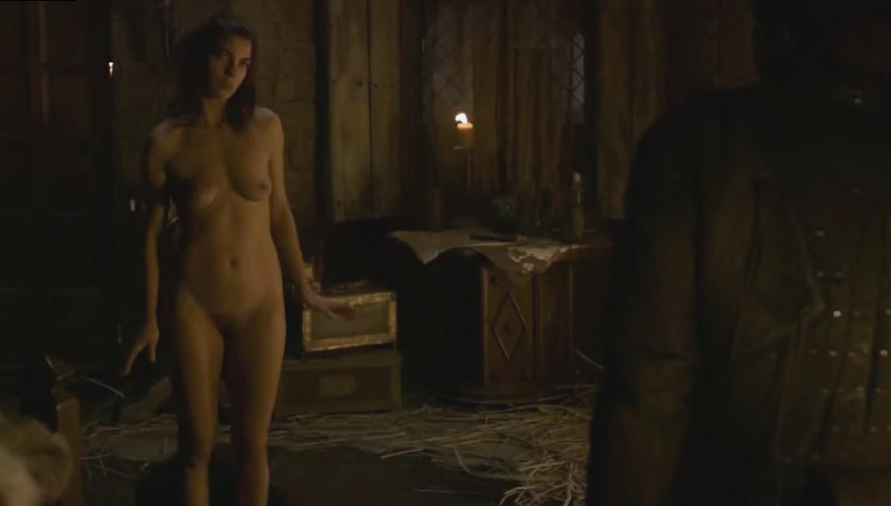 Cobie Smulders Topless