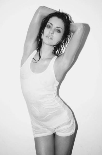 Jessica Stroup No Clothes