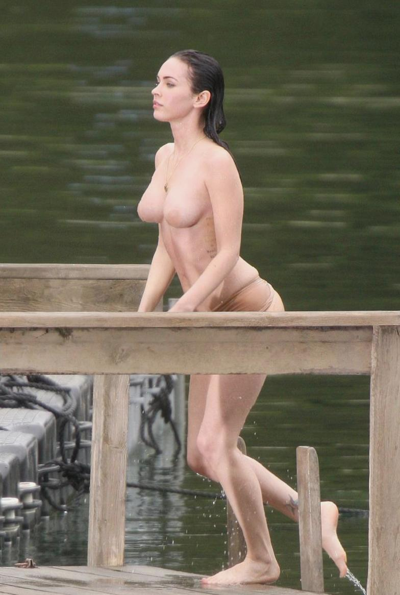 Banned Images Megan Fox Nude!