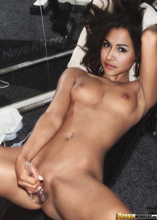 Nude Images of Naya Rivera