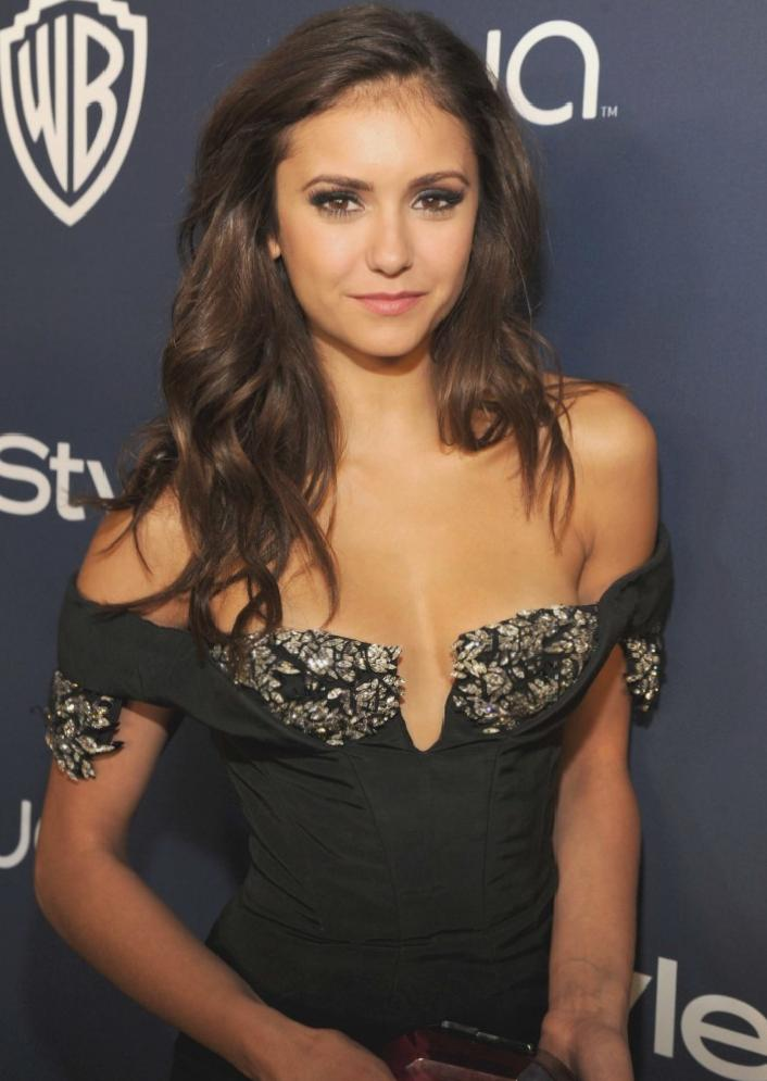 Banned Photographs of Nina Dobrev Exposed!