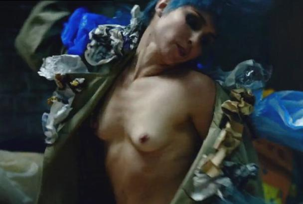 Naked Photographs of Noomi Rapace