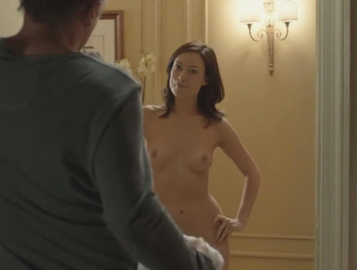 Topless Photographs revealing Olivia Wilde